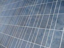 Clos de module de générateur solaire Photos stock
