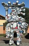 Clos Pegase winery in Napa Valley Royalty Free Stock Photo
