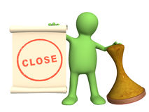 close stock illustrationer