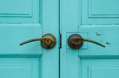 Close door Stock Images