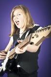 Guitar strings Royalty Free Stock Photo