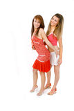 Close Friends 2 Royalty Free Stock Photography