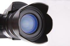 Close lens view Stock Photo