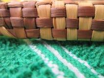Basket Pattern. stock images