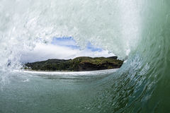 Close Out Wave Stock Photography