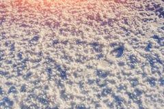 close snow texture up white зима температуры России ландшафта 33c января ural Карпаты Украина Европа Стоковые Изображения RF