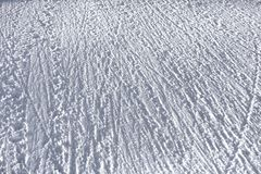 close snow texture up white 新雪纹理背景  在照片的雪纹理 雪背景白色在冬日 冷的wea的季节 库存图片