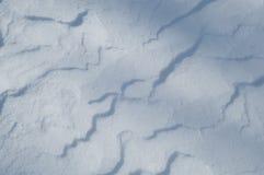 close snow texture up white стоковое изображение