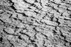 close snow texture up white Arkivbild