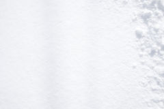 close snow texture up white 免版税库存图片