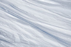 close snow texture up white Arkivfoton