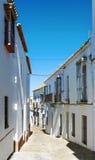 Close street of Carmona Royalty Free Stock Photos