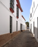 Close street of Carmona Royalty Free Stock Image