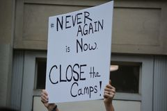 Free Close The Camps Stock Image - 152154071