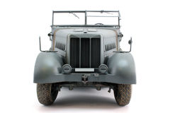 Close to half-track model Royalty Free Stock Photo