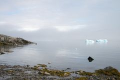 Close to Narsaq (Greenland) Stock Image