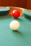 Close To The Pocket Billiards Royalty Free Stock Photos