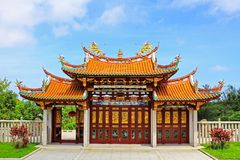 A-Ma Cultural Village, Macau, China Royalty Free Stock Images