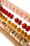 Close-up of abacus Royalty Free Stock Photography