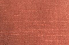 Close up Abstract of silk or satin fabric background of linen cloth textile of light fabric with crisscross wave pattern for any. Occasion. Natural canvas stock image