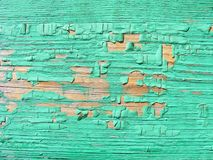 Close up abstrato no contexto verde Fundo de madeira da textura do vintage velho fotografia de stock royalty free