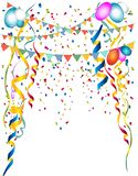 Party background02 vector illustration