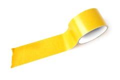 Close up of an adhesive tape stock photos