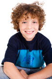 Close-up of adorable young kid Royalty Free Stock Photos