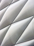 A close up of the allianz arena external cover. The Allianz Arena where the world cup 2006 of football will begin Stock Photos