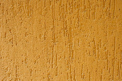 Close up amarelo áspero do emplastro Fotografia de Stock Royalty Free