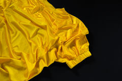 Close-up of American football jersey fabric Stock Photography