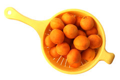 Close up apricot Royalty Free Stock Image