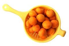 Close up apricot Royalty Free Stock Image