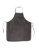 Close up of aprons black. Royalty Free Stock Photos