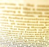 Close up  of article Stock Photos