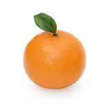 Close up of artificial orange Royalty Free Stock Photos
