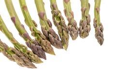 Close up of asparagus Stock Photos