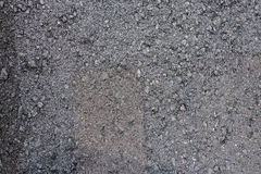 Close-up asphalt Royalty Free Stock Photography