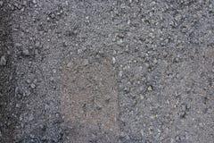 Close-up asphalt Royalty Free Stock Photography