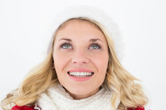 Close up of attractive young woman Stock Image