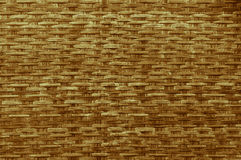 Close up background bamboo weave. Close-up background, bamboo weave old fashioned brown, skilled and beautiful, durable Stock Photography