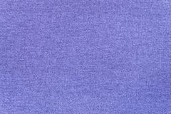 Close Up Background of Blue Canvas Textile Texture Royalty Free Stock Images