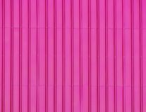 Corrugated sheet in stainless steel in pink with brushed textures royalty free illustration