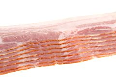 Close-up of bacon Royalty Free Stock Photography