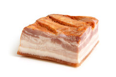Close-up of bacon Stock Photo