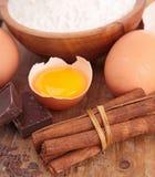 Baking ingredient Royalty Free Stock Photo