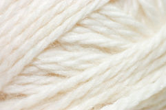 Close up ball of threads Stock Images