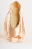 Close-up ballet pastel pointe Royalty Free Stock Photo