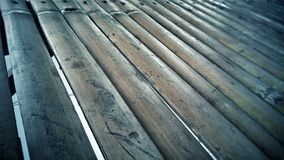Close up Bamboo plank photo royalty free stock images