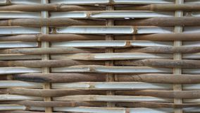 Close up of wicker weave Stock Photo